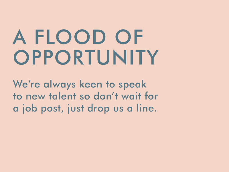 Jobs at Flood
